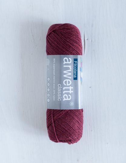 Filcolana - Arwetta - Burgundy 140