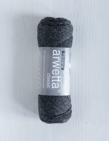 Filcolana - Arwetta - Charcoal melange 956