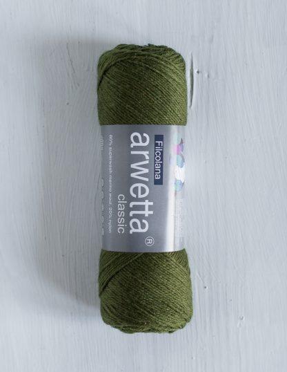 Filcolana - Arwetta - Deep Olive 148