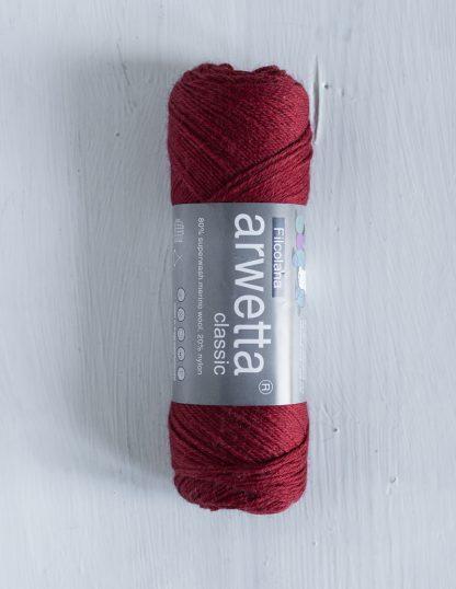 Filcolana - Arwetta - Deep Red 139