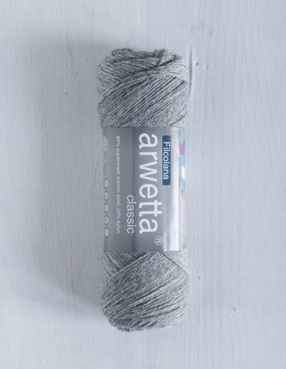 Filcolana - Arwetta - Light Grey melange 954