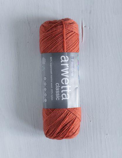 Filcolana Arwetta - Tangerine 198