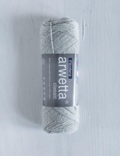 Filcolana - Arwetta - Very Light Grey melange 957