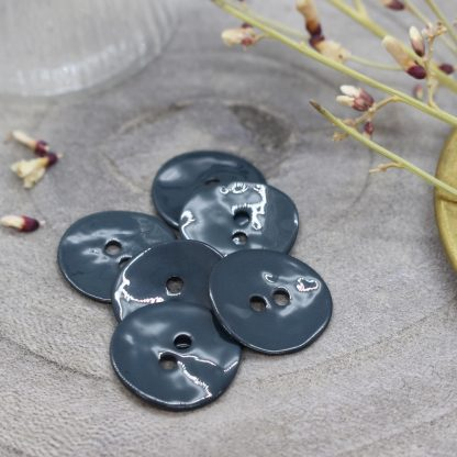 Glossy Buttons - Forest