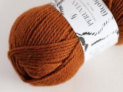 Filcolana Peruvian Highland Wool - Red Squirrel 352
