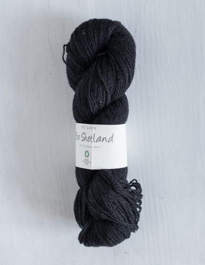 BC Garn - Bio Shetland - Black