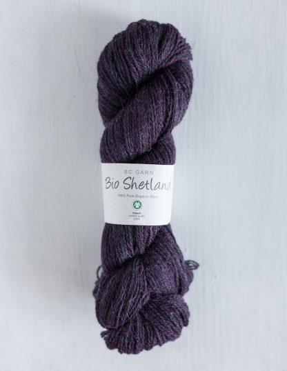BC Garn - Bio Shetland - Bordeaux