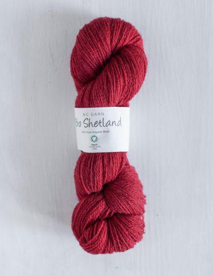BC Garn - Bio Shetland - Cherry