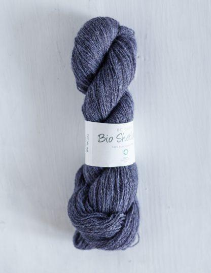 BC Garn - Bio Shetland - Dark Violet