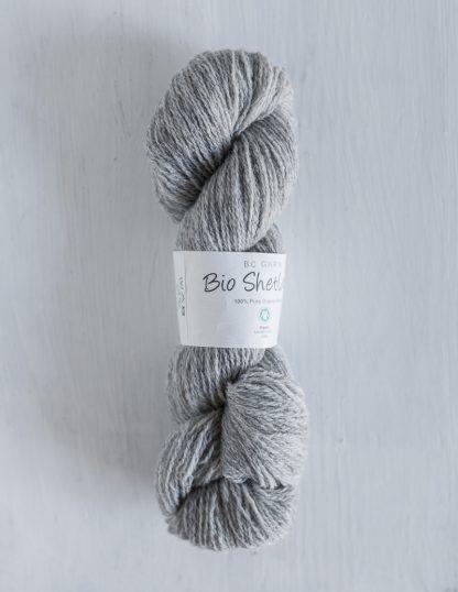 BC Garn - Bio Shetland - Light Grey