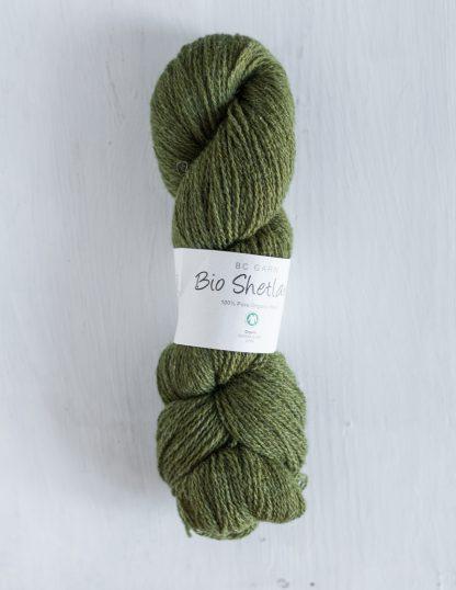 BC Garn - Bio Shetland - Olive