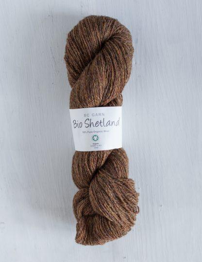 BC Garn - Bio Shetland - Walnut