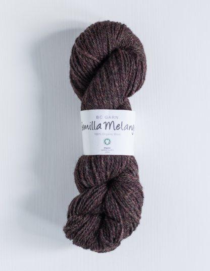 BC Garn - Semilla Melange - Chocolate 13