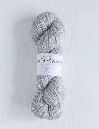 BC Garn - Semilla Melange - Light Grey 02
