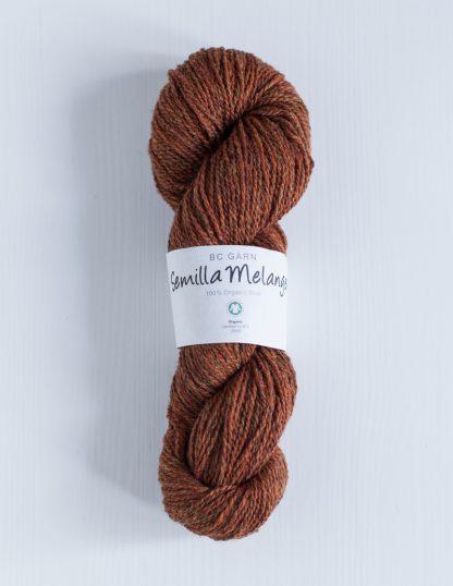 BC Garn - Semilla Melange - Rusty 12