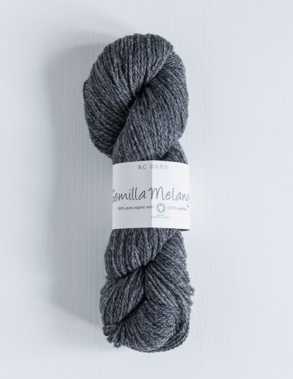 BC Garn - Semilla Melange - Stone Grey 03