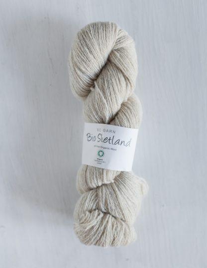 BC Garn - Bio Shetland - Sheep White