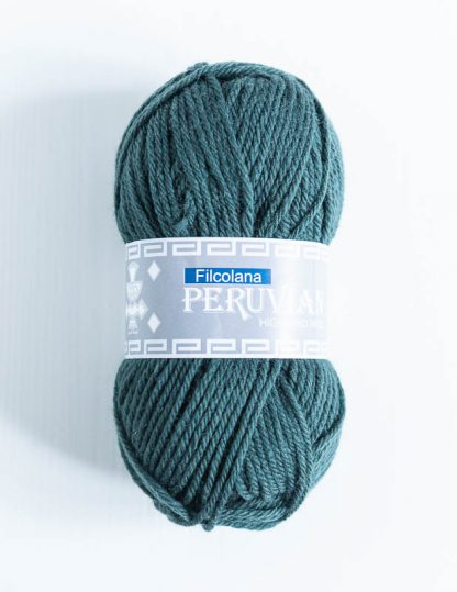 Filcolana Peruvian Highland Wool - Hunter Green 147