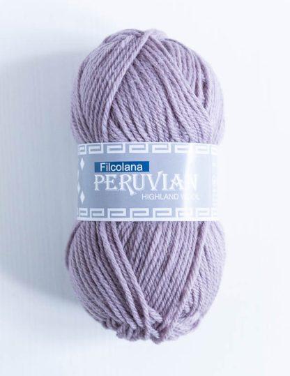 Filcolana Peruvian Highland Wool - Lilac Fog 344