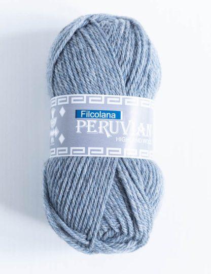 Filcolana Peruvian Highland Wool - Granit Melange 812