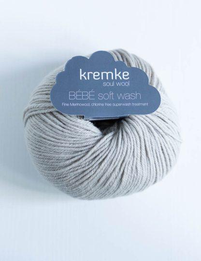 Kremke Soul Wool - Bebe Soft Wash - Hiekka