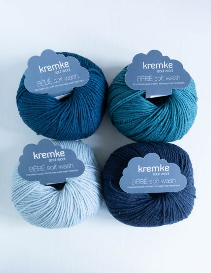 Kremke Soul Wool - Bebe Soft Wash