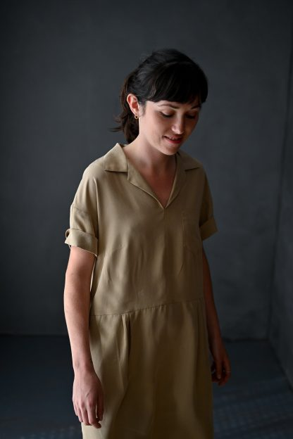 Merchant & Mills - The Factory Dress -ompelukaava