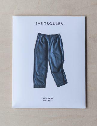 Eve Trouser -ompelukaava - Merchant & Mills