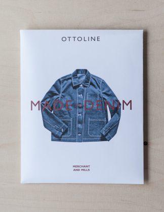 Ottoline -ompelukaava - Merchant & Mills