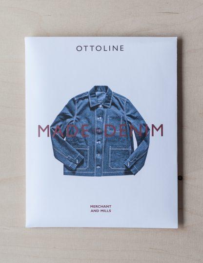 Merchant & Mills - Ottoline-ompelukaava