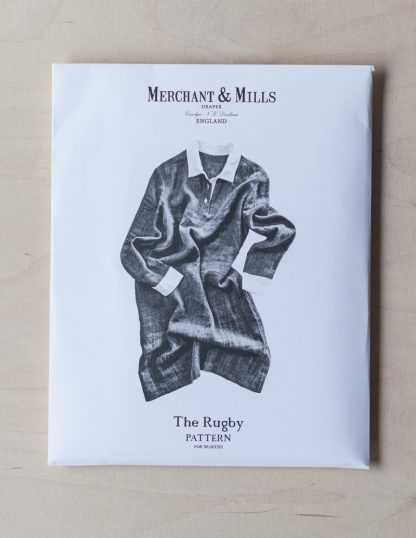 The Rugby -ompelukaava - Merchant & Mills