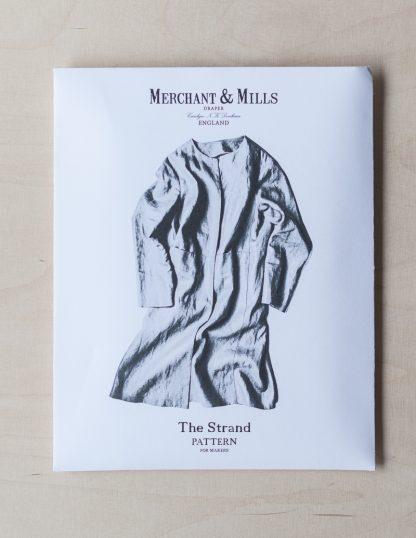 The Strand -ompelukaava - Merchant & Mills