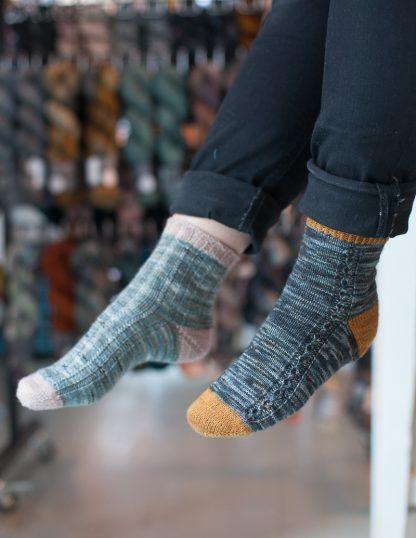 Pom Pom BFL Sock -sukkasetti