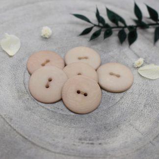Atelier Brunette - Palm Buttons -corozonapit - Blush