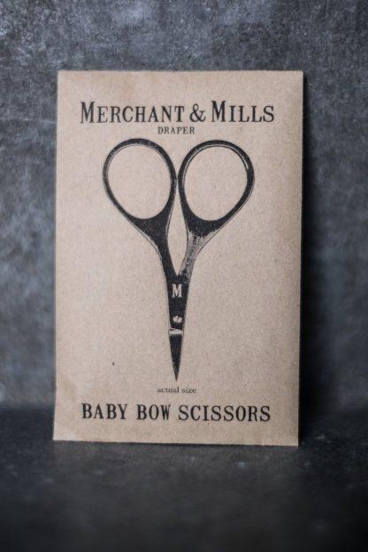 Baby Bow -lankasakset - Merchant & Mills