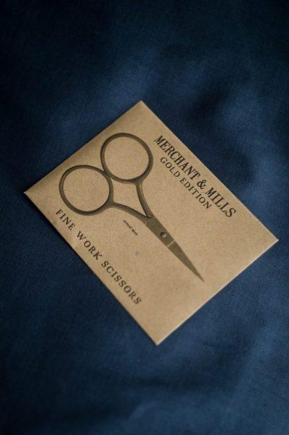 Fine Work -lankasakset - Merchant & Mills