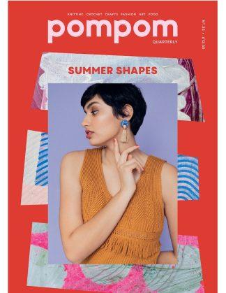 Pom Pom Quarterly 33 -neuleohjekirjanen