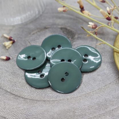 Glossy Buttons - Cactus
