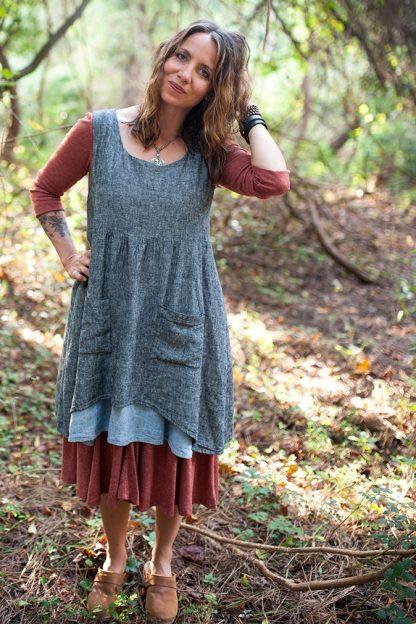 Metamorphic Dress -ompelukaava - Sew Liberated