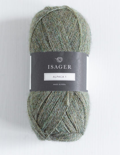 Isager Alpaca 1 - Thyme