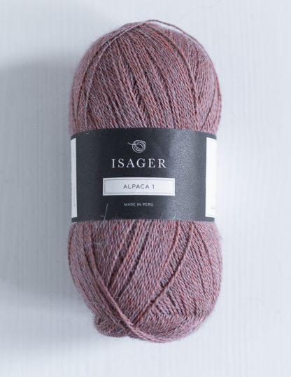 Isager Alpaca 1 - Peach