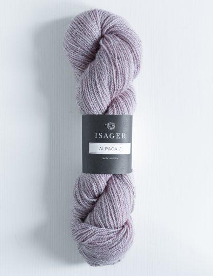 Isager Alpaca 2 - Vaaleanpunainen 61