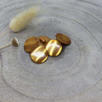Atelier Brunette - Swing Buttons -napit - Ochre