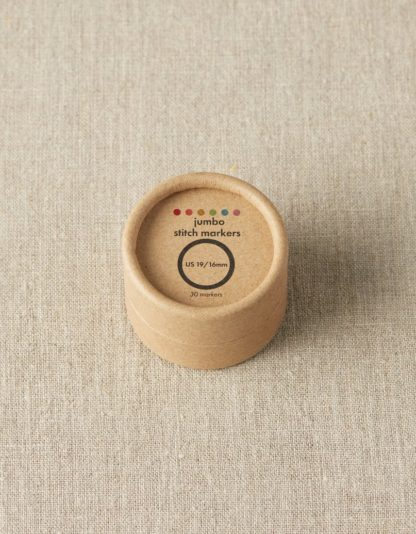 Jumbo-silmukkamerkit - Cocoknits