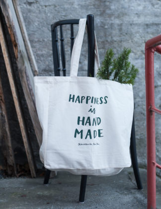 Happiness is handmade -kassi