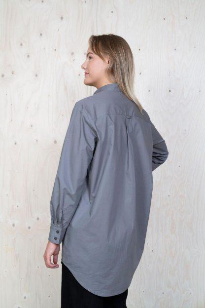 Oversized Shirt -ompelukaava