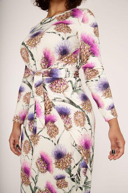 Kielo wrap dress & jumpsuit -ompelukaava