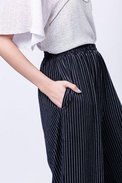 Ninni culottes -ompelukaava
