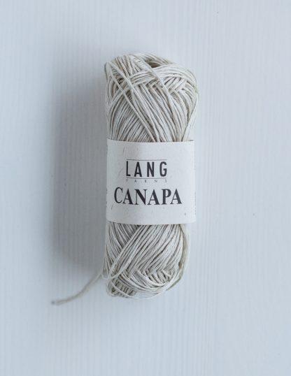 Lang Yarns Canapa - Kitinvaalea 96