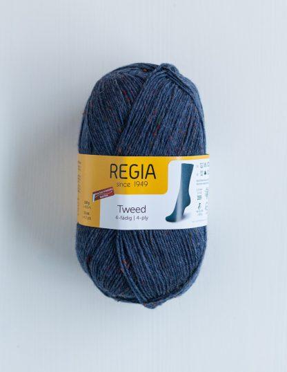 Regia - Tweed 4-ply - Farkku 52